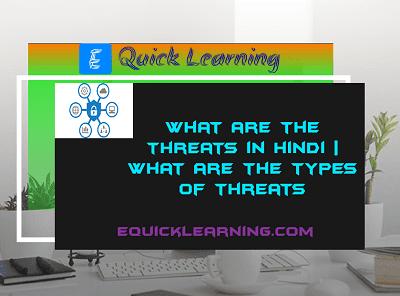 threats types of threats min
