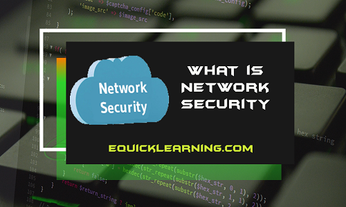 What is Network Security in Hindi | Network Security Kya ha?