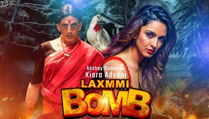 Laxmi Bomb Full Movie Download Available 480p, 720p, 300mb Leaked Online on Tamilrockers and Other Torrent Sites