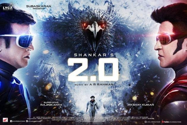 Robot 2.0 Full Movie Download Filmyzilla Leaked by Tamilrockers & pagalworld