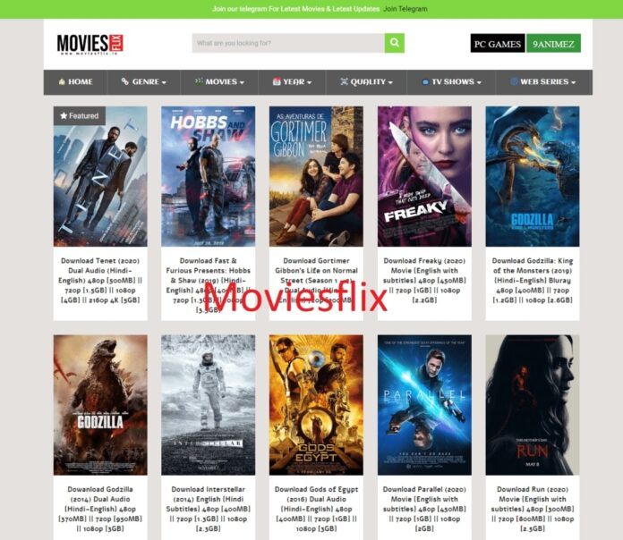 Moviesflix 2021 HD Bollywood, Hollywood Moviesflix Movies Download Website
